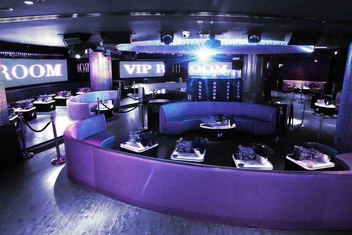 Vip Room Nightclub In Dubai
