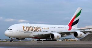 Emirates A380 service to USA