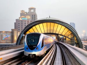 Dubai Metro Green Line due to Open in September