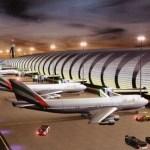 Concourse 3 at Dubai Airport