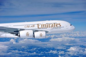 Emirates 3rd Daily Service to Birmingham
