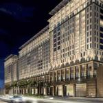 New Ritz Carlton Hotel in Dubai