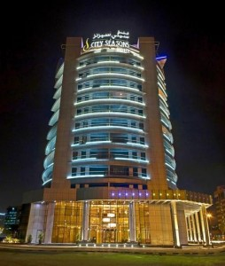 City Seasons Hotel near Dubai Airport