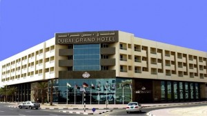 Dubai Grand Hotel near Dubai Airport