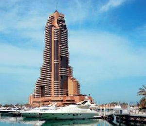 Grosvenor House Hotel in Dubai