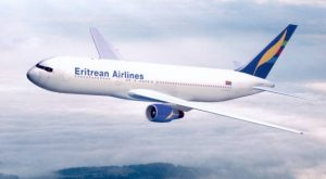 Eritrean Airlines to Dubai