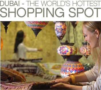 Shopping in Dubai