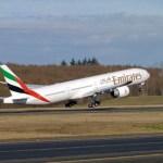 Emirates Clark to Dubai