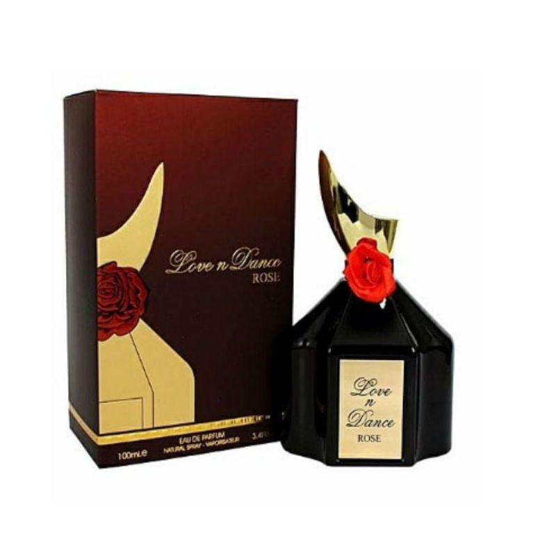 Love n Dance Rose, parfum arabesc
