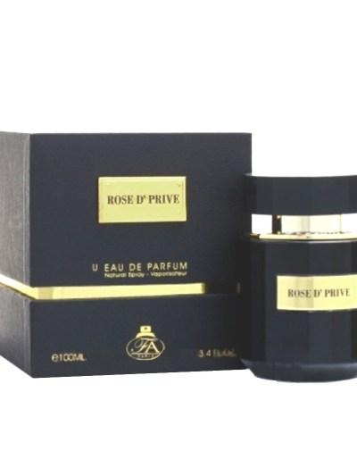 Rose d' Prive parfum arabesc