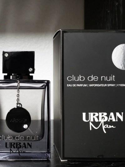armaf club de nuit urban man 105ml edp