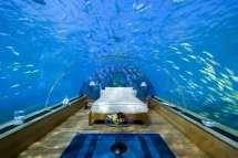 Underwater Bedroom Maldives