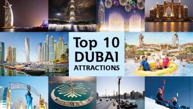 Dubai Creek Harbour Tourist Attractions