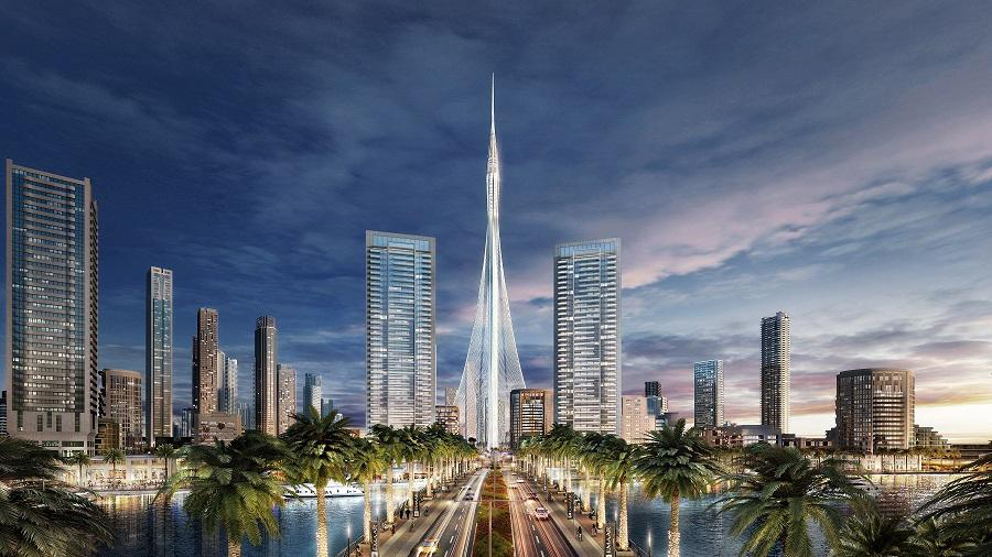 dubai creek tower at the top tickets