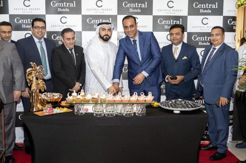 منتجع سي سنترال النخلة يستقبل عام 2020 بافتتاح أبوابه في دبي