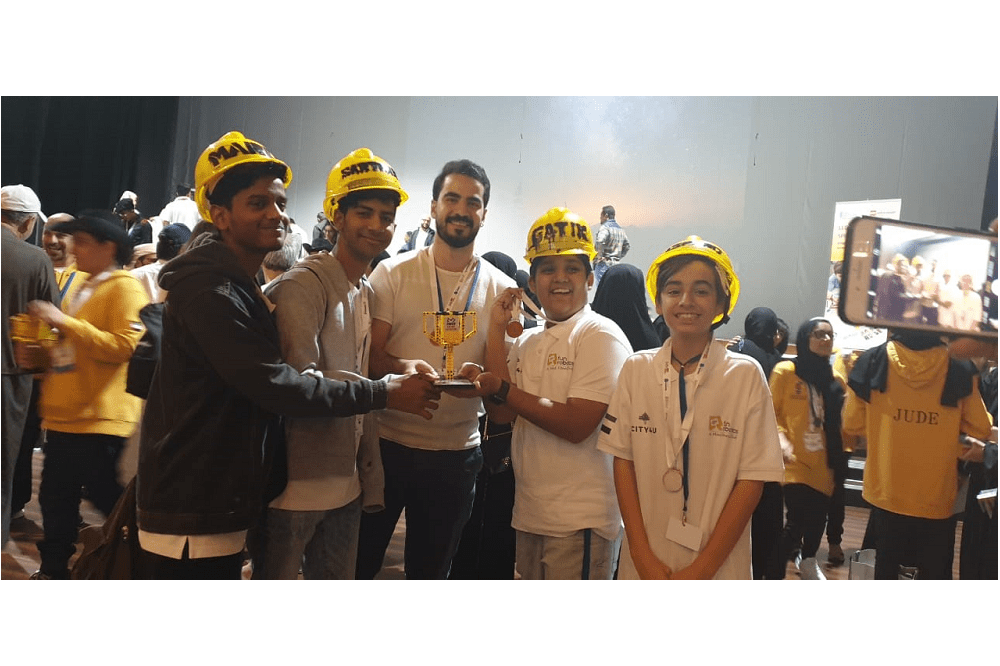 """Indian boy from UAE makes it big in First Lego League """"Champions of FLL Strategy and Innovation Award 2020"""""""