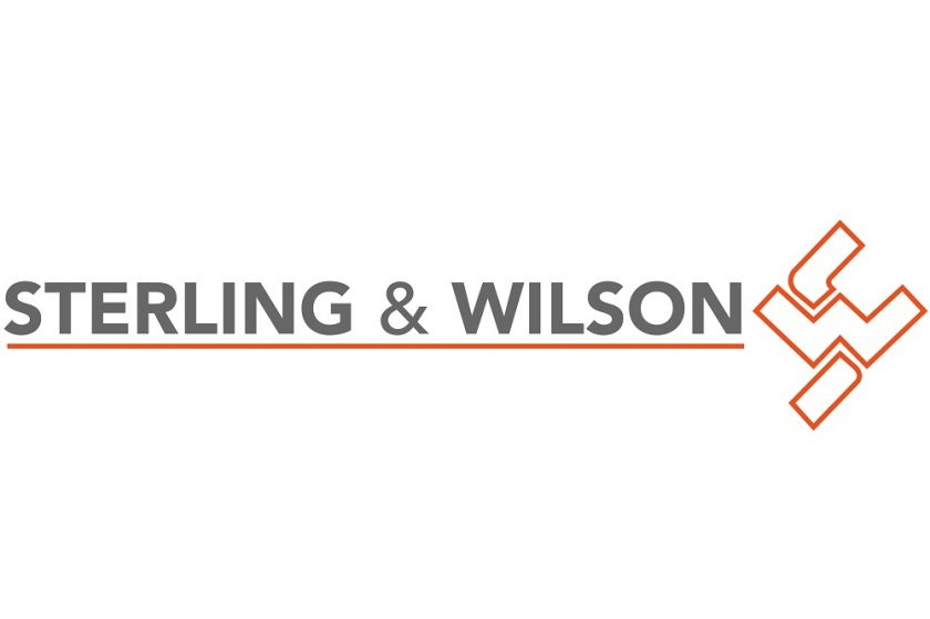 Sterling and Wilson Solar Limited Wins 'Utility-Scale Solar Project of the Year' at Middle East Solar Awards 2020
