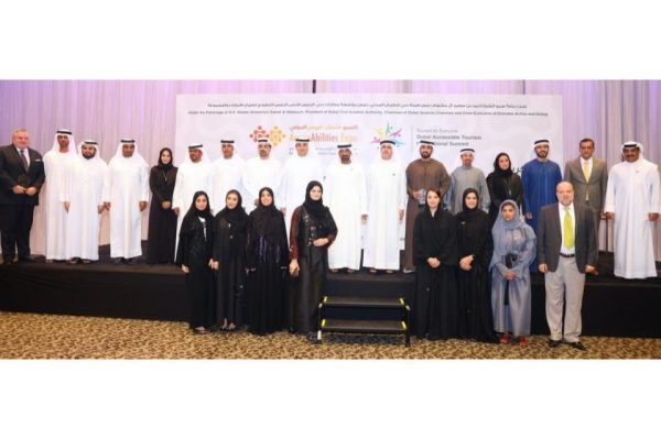 His Highness Sheikh Ahmed honours champions of empowerment of People of Determination