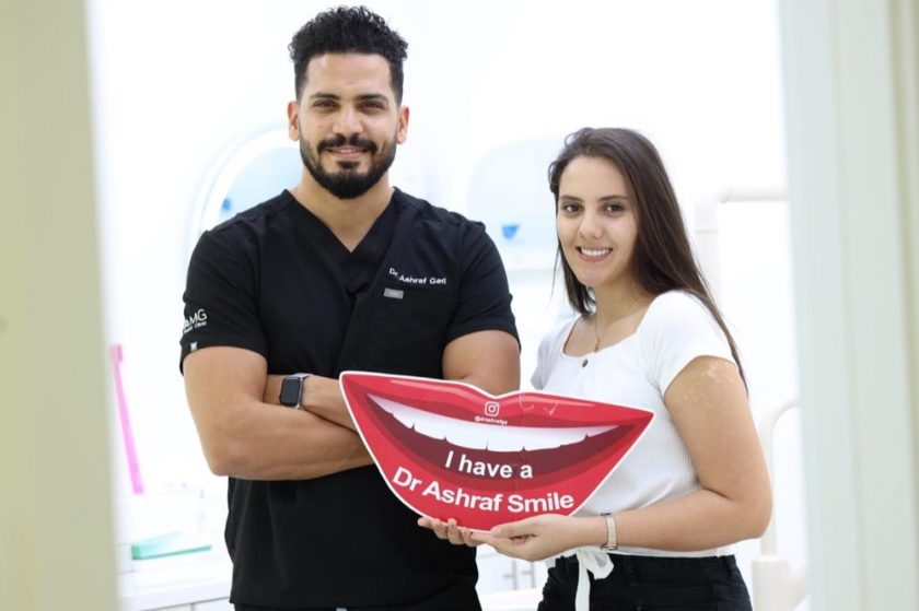 DR ASHRAF GAD: Impacted teeth's treatment vary from person to another