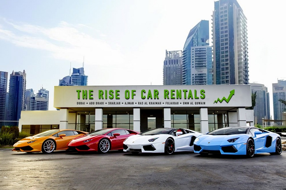 The Rise of Car Rentals in Dubai Why the car rental and lease market is a promising, fast-growing industry in the UAE
