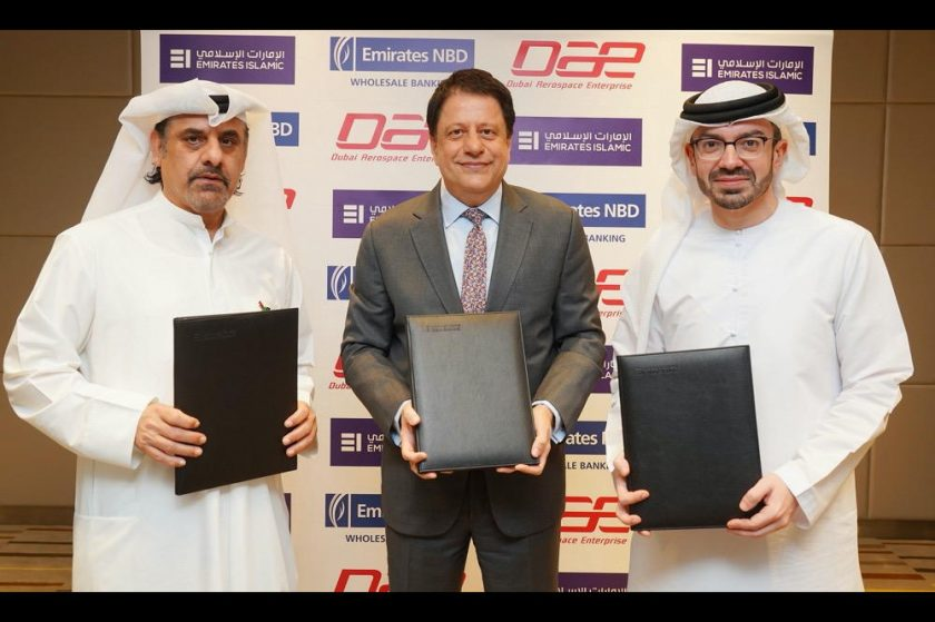 DAE signs new US0 million 5-year dual tranche unsecured term financing facilitywith Emirates Islamic and Emirates NBD Capital