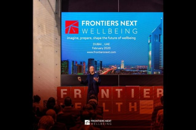 Frontiers NEXT Launches in Dubai to Discuss the Future of Well being on February 20th