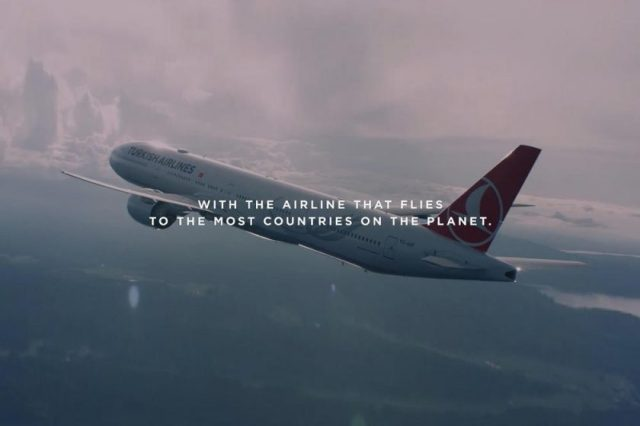 Turkish Airlines invites you to 'Step on Earth' at the Super Bowl LIV