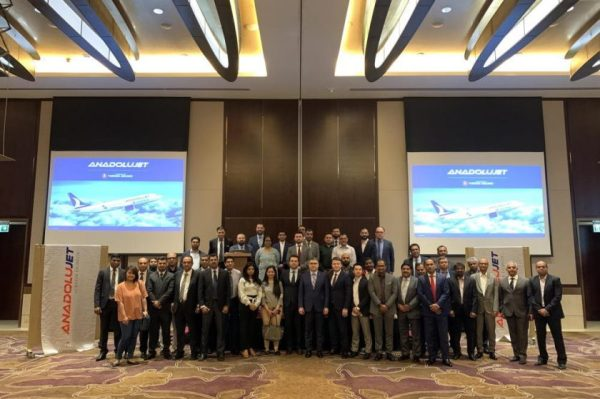 AnadoluJet serves UAE and beyond with its new international flights