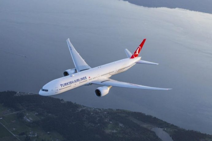 Turkish Airlines' load factor in January reached 80.6%, while the number of international passengers increased by 10%.