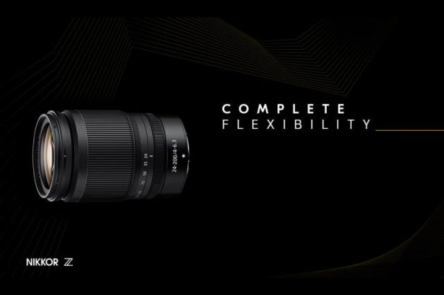 Turn every moment into a master piece with the NIKKOR Z 24-200mm f/4-6.3 VR