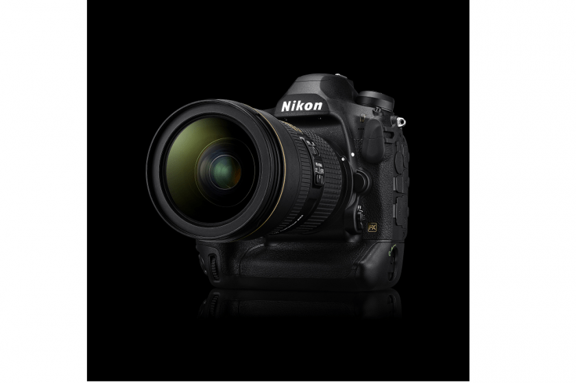 Be on top of the game with the flagship, Nikon D6