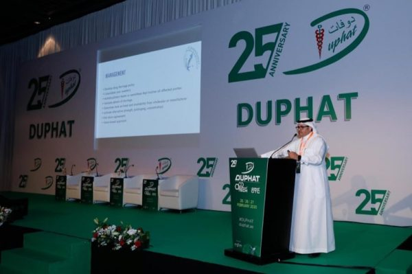 DUPHAT 2020 Continues on its 2nd Day