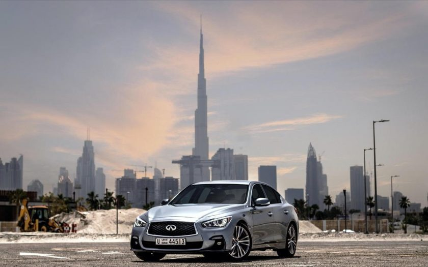 INFINITI of Arabian Automobiles offers special deal on its Q50