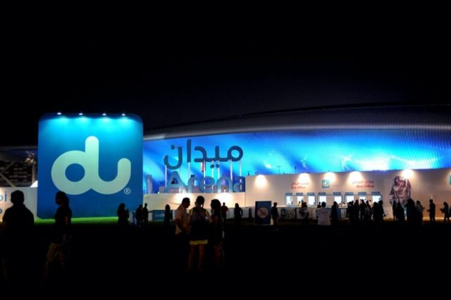 du announces deployment of the first Live millimetre Wave 5G site at Yas Island
