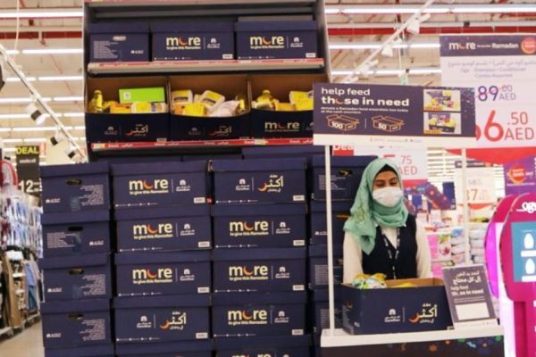 Nationwide Carrefour donation campaign to bring Ramadan essentials to those in need