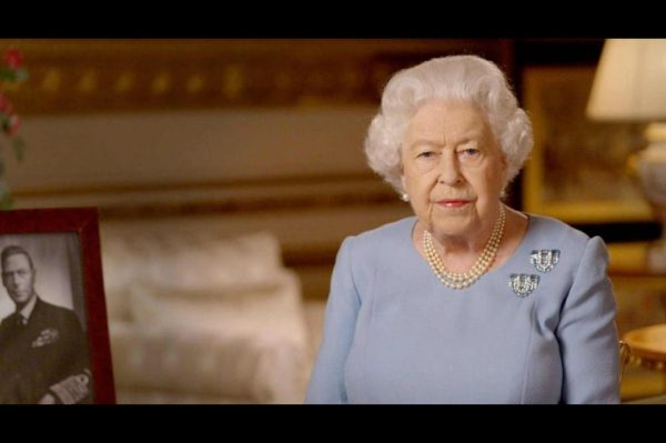 Queen Elizabeth II Speech to commemorate the 75th anniversary of VE day