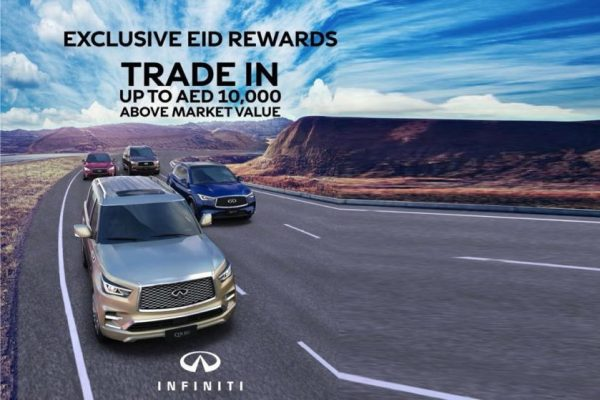 Exclusive Eid Rewards Campaign from INFINITY