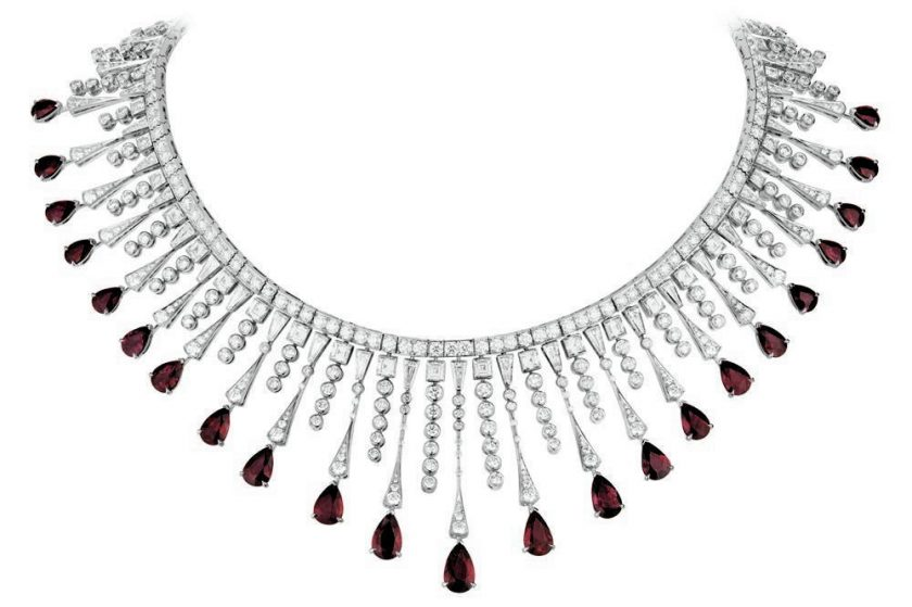 Boucheron unveils additional pieces from 2020 Timeless HJ collection  May 2020