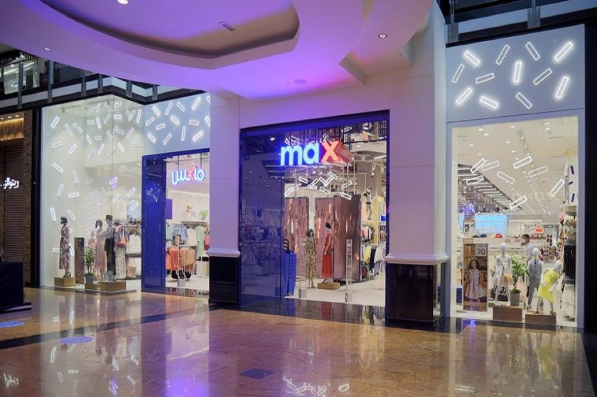 Max Fashion opens brand new store in Dubai's Mall of the Emirates The new store further builds the brand's reputation as the largest and most trusted value fashion house in the Middle East