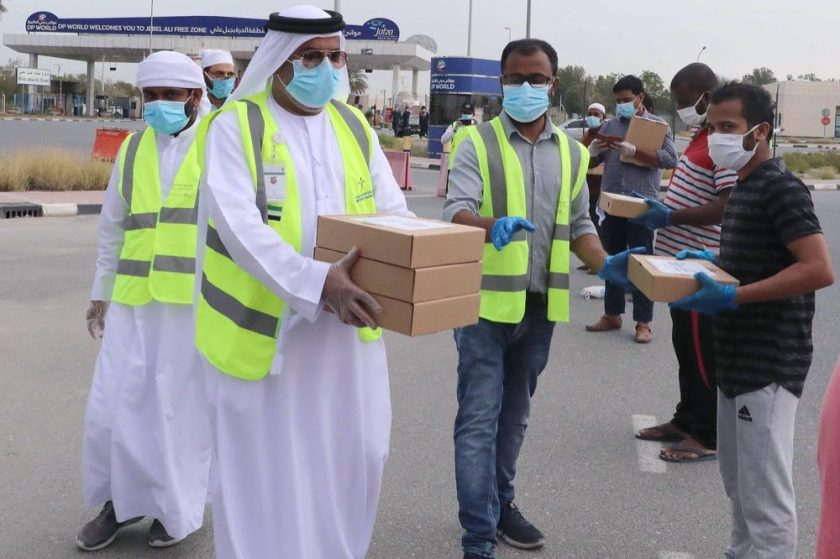 "DP WORLD, UAE REGION CONSOLIDATES ITS HUMANITARIAN INITIATIVES ON ""ZAYED HUMANITARIAN WORK DAY"""