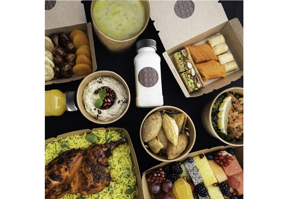 Armed Forces Officers Club and Hotel (AFOCH) launch Iftar Meal Box promotion after successful launch of online food delivery service in Abu Dhabi.