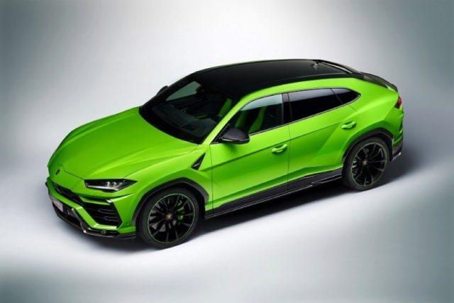 Automobili Lamborghini presents the Urus Pearl Capsule