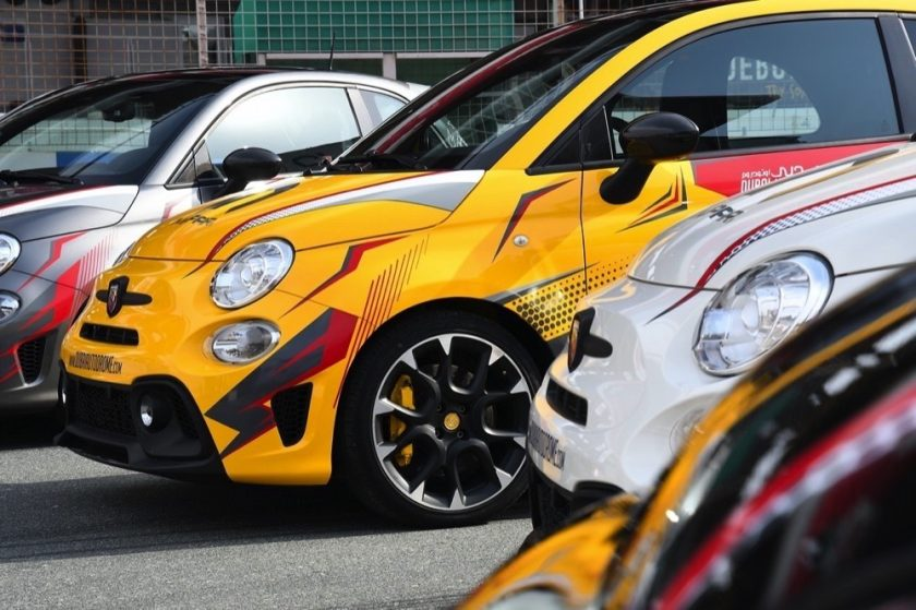 Find a Home at the Middle East's 1st Official Abarth Club UAE's 'Abarthisti'