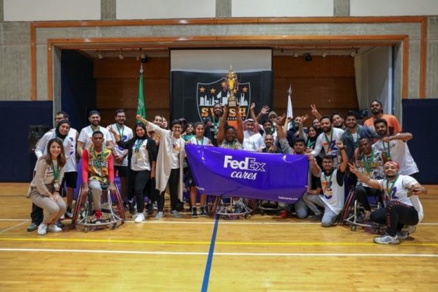 FedEx Express Supports Local Communities