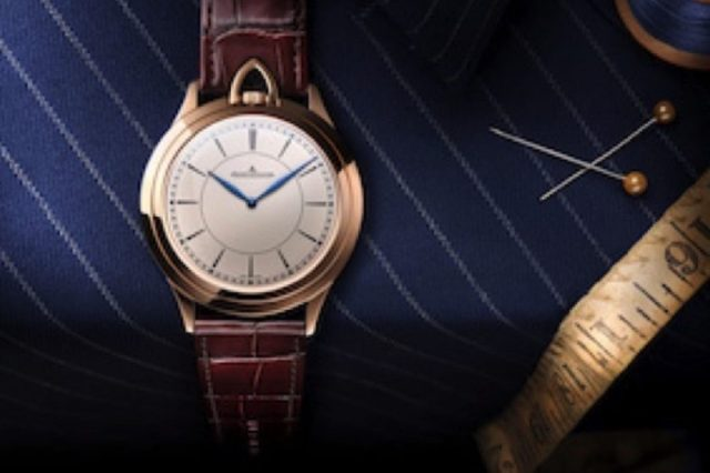 JAEGER-LECOULTRE AND MR PORTER INTRODUCE