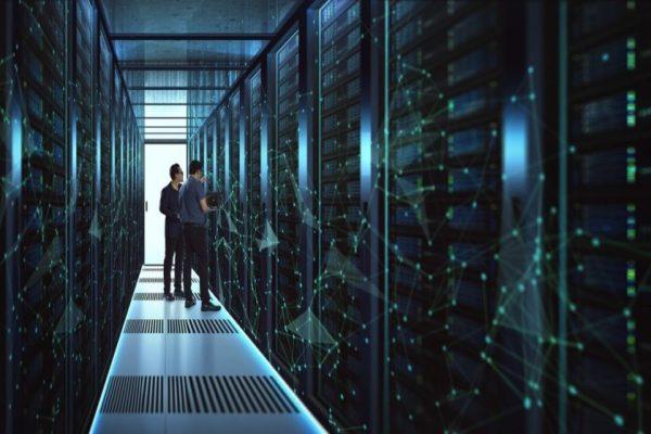 The capital value of Linesight's active M.E data centre