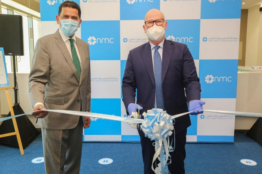 NMC opens new Royal Medical Centre in Karama, Abu Dhabi