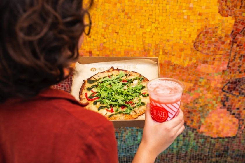 Blaze Pizza is Firing it up with its Newly Launched