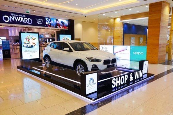City Centre Sharjah celebrates Summer Surprises in cooperation