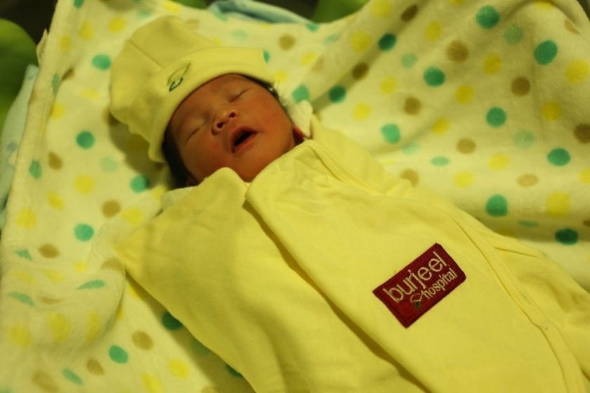 Burjeel Hospital Abu Dhabi welcomes first